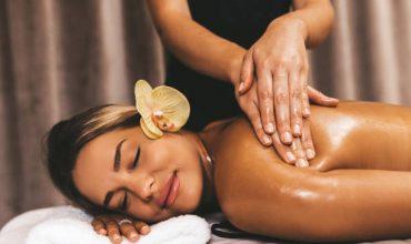 A Raindrop Massage Spa Service